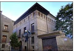 casa miguel donlope - 191 años de la Real Maestranza de Caballería de Zaragoza