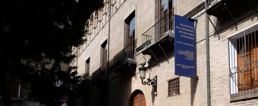 real maestranza caballeria - 191 años de la Real Maestranza de Caballería de Zaragoza