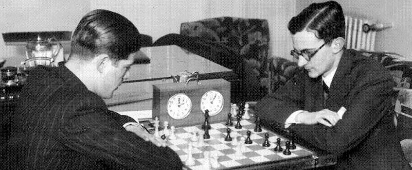 ramon rey ardid - Ramón Rey Ardid: Cuando el ajedrez es como la vida misma...