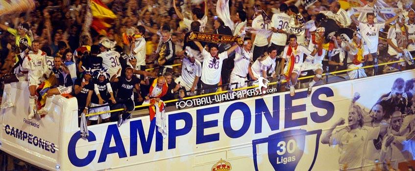 real madrid campeon liga - El Real Madrid es el mejor equipo de la Liga de esta década