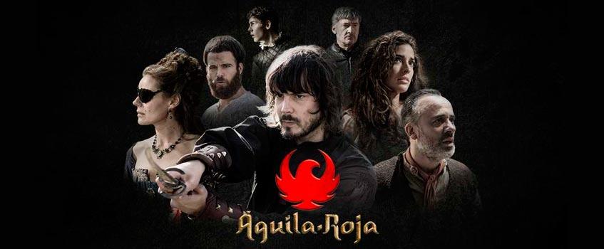 aguila roja 1 - Corita Viamonte demanda a Globomedia por 'Águila Roja'