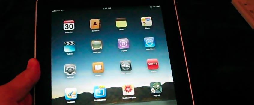 ipad3g - Ampliando constantemente las funcionalidades de mi iPad 3G