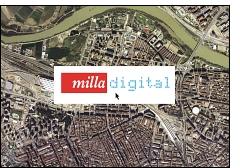 milla digital - II Jornadas sobre Tecnologías Libres Milla Digital de Zaragoza