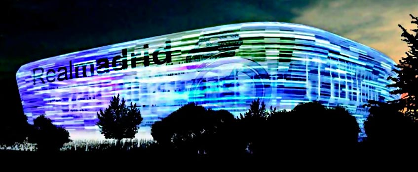 bernabeu siglo xxi - El proyecto aprobado para el Santiago Bernabéu del siglo XXI