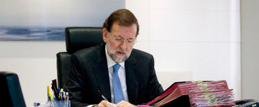 rajoy puntos crisis 20n - Elecciones 20-N: Rajoy presenta catorce puntos para atajar la crisis