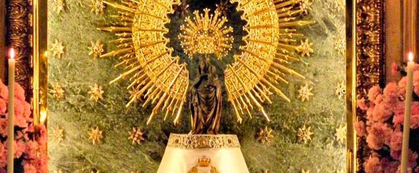 virgen pilar - ¡Felicidades, Pilares! ¡Feliz día de la Virgen del Pilar!