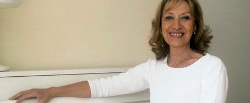 pilar marquez mudiz - Pilar Márquez cantará esta noche a Juan Pablo II en el MUDIZ