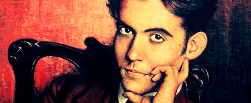 federico garcia lorca - Federico García Lorca: 74 años del asesinato al ilustre poeta español