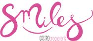 anterior logo smiles - Nuevo logotipo y tríptico para el restaurante zaragozano Smiles
