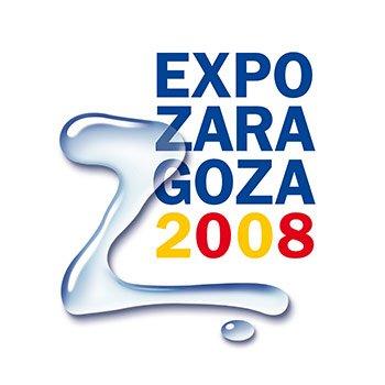 logo expo2008 1 - Exposición Internacional Zaragoza 2008