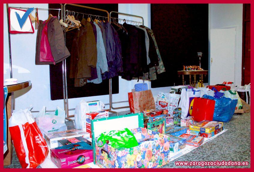 005 Día3 847x573 - Campaña de recogida de juguetes y ropa de Zaragoza Ciudadana