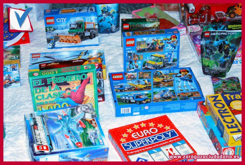 006 Día3 847x573 - Campaña de recogida de juguetes y ropa de Zaragoza Ciudadana