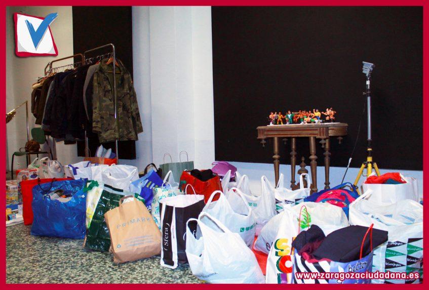 007 Día3 847x573 - Campaña de recogida de juguetes y ropa de Zaragoza Ciudadana