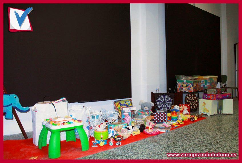 011 Día3 847x573 - Campaña de recogida de juguetes y ropa de Zaragoza Ciudadana