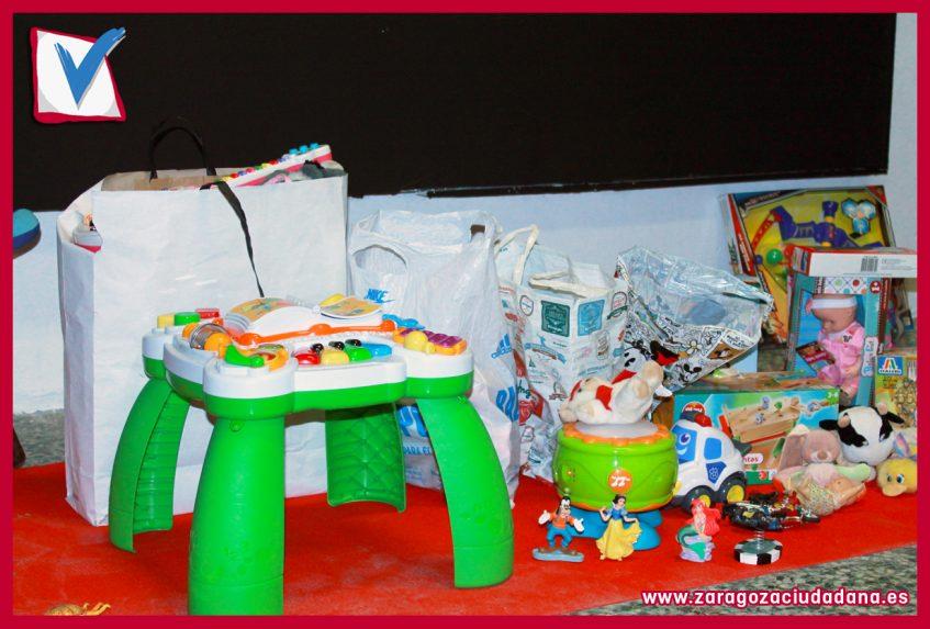 012 Día3 847x573 - Campaña de recogida de juguetes y ropa de Zaragoza Ciudadana