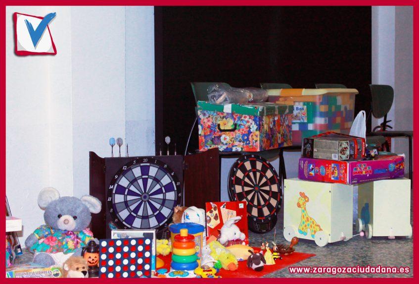 014 Día3 847x573 - Campaña de recogida de juguetes y ropa de Zaragoza Ciudadana