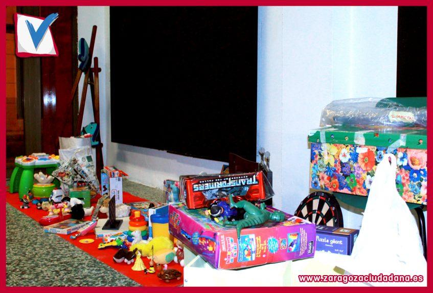 015 Día3 847x573 - Campaña de recogida de juguetes y ropa de Zaragoza Ciudadana