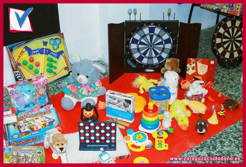 016 Día3 847x573 - Campaña de recogida de juguetes y ropa de Zaragoza Ciudadana