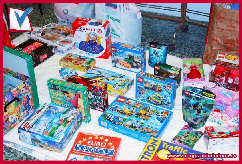 017 Día3 847x573 - Campaña de recogida de juguetes y ropa de Zaragoza Ciudadana