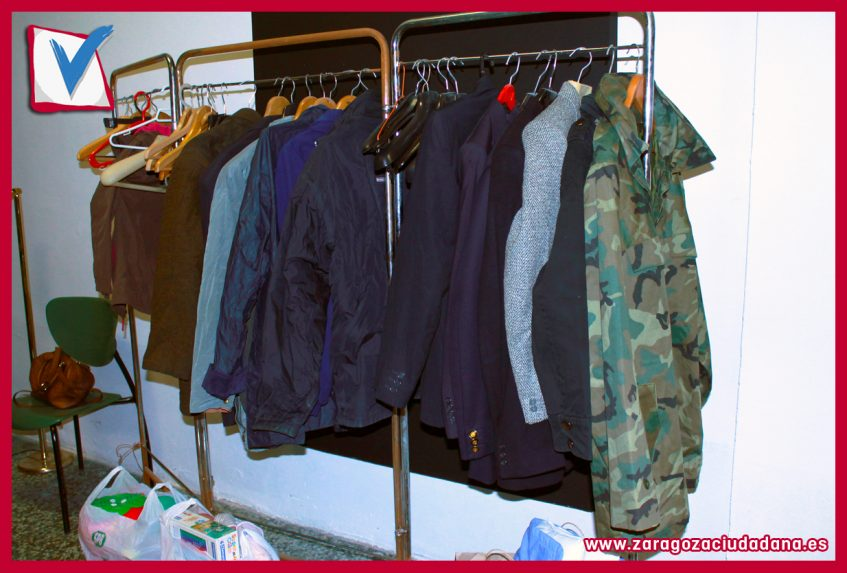 019 Día3 847x573 - Campaña de recogida de juguetes y ropa de Zaragoza Ciudadana
