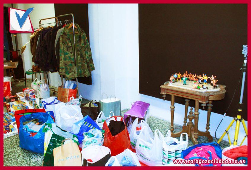 022 Día3 847x573 - Campaña de recogida de juguetes y ropa de Zaragoza Ciudadana