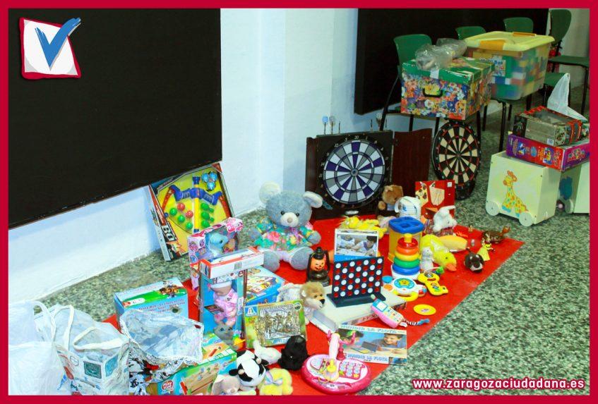 023 Día3 847x573 - Campaña de recogida de juguetes y ropa de Zaragoza Ciudadana