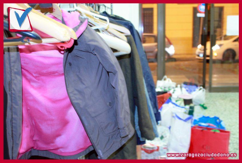 027 Día3 847x573 - Campaña de recogida de juguetes y ropa de Zaragoza Ciudadana