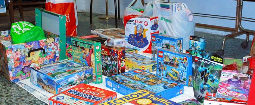 campana juguetes zaragoza ciudadana - Campaña de recogida de juguetes y ropa de Zaragoza Ciudadana
