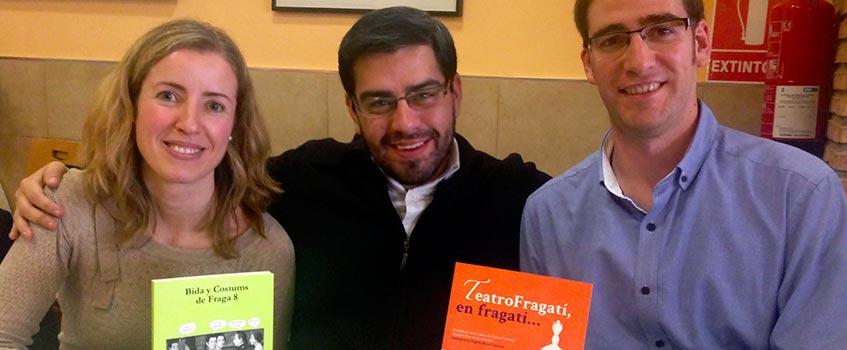 fraga capital aragones - Fraga se convierte en la capital de la lengua aragonesa