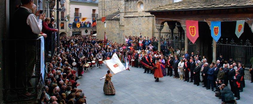 jaca viernes mayo - Jaca y la festividad del Primer Viernes de Mayo