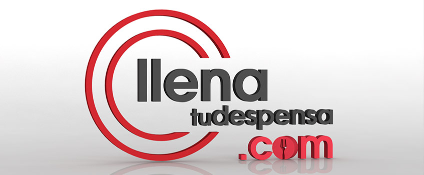 logo llenatudespensa - Actualizando logo e imagen de la e-tienda llenatudespensa.com
